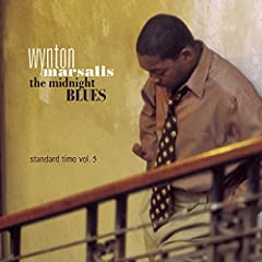 Wynton Marsalis: The Midnight Blues: Standard Time Volume 5