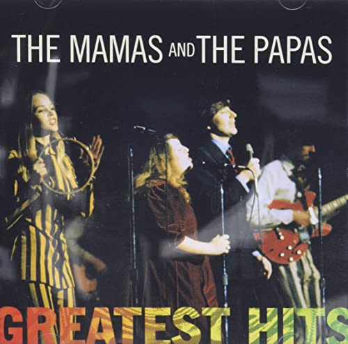 Mamas And The Papas - Folk Favorites Of The