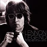album art to Legend: The Very Best of John Lennon
