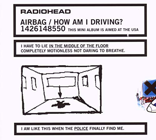 Radiohead - Airbag/How Am I Driving [EP] - Zortam Music