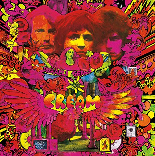 Cream - Disraeli