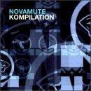 Album cover for Novamute Kompilation