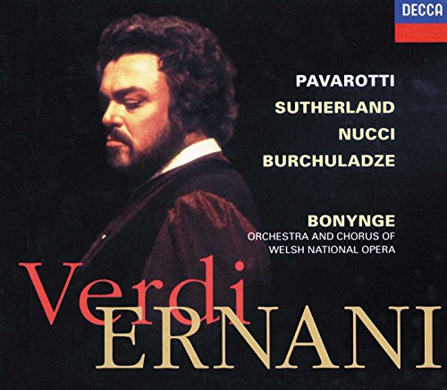 Ernani (Orchestra and Chorus of Welsh National Opera feat. conductor: Richard Bonynge)
