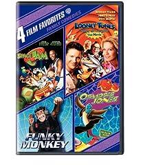 Family Comedies - 4 Film Favorites