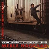 album art by Merle Haggard