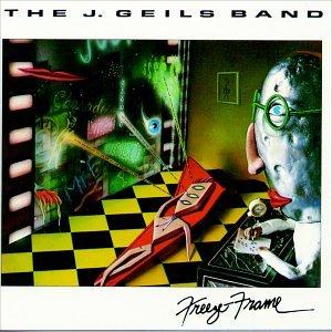 The J. Geils Band - freeze-frame - Zortam Music
