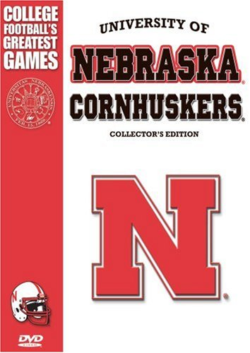 Nebraska Cornhuskers Greatest Games Collector's Edition