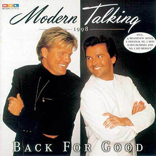 Modern Talking - Back For Good - The 7th Album - Zortam Music