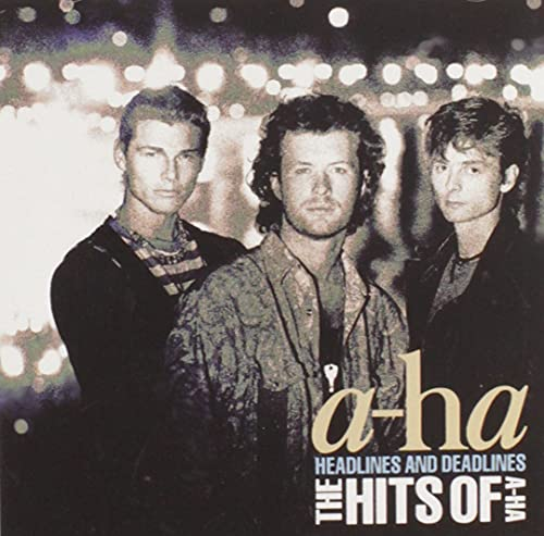 A-Ha - BACK TO THE 80