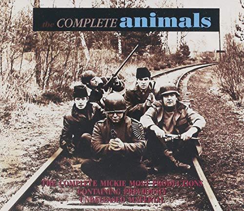 The Animals - The Complete Animals - Zortam Music