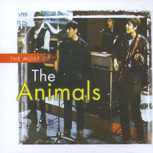 The Animals - Inside Out The Best Of Eric Burdon & The Animals - Zortam Music