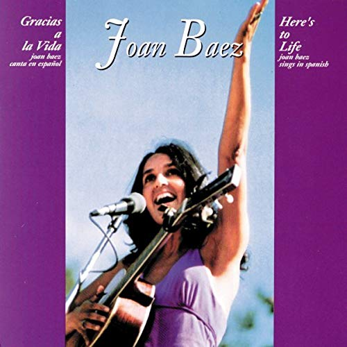 Joan Baez - Gracias a la Vida - Zortam Music