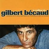 Skivomslag för Le Meilleur de Gilbert Bécaud