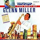 Skivomslag för Max Greger Plays Glenn Miller