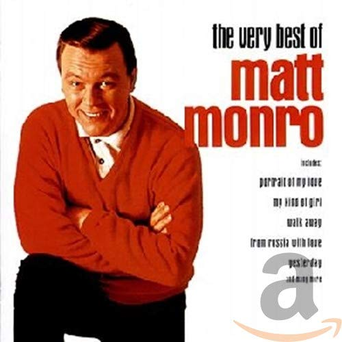 Matt Monro - The Very Best Of Matt Monro - Zortam Music