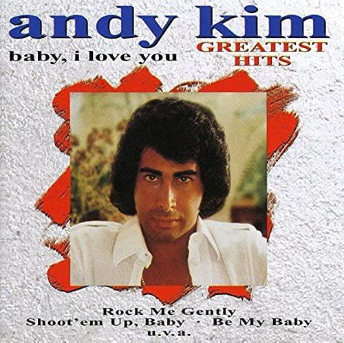 ANDY KIM - Baby,I Love You-Greatest Hits - Zortam Music