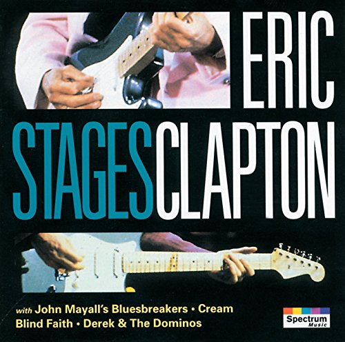 Eric Clapton - Stages - Zortam Music