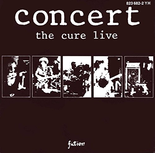 Cure - Concert: The Cure Live - Zortam Music