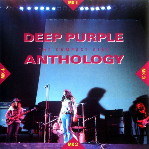 Deep Purple - Anthology - Zortam Music