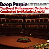 album art to Concerto for Group & Orchestra (The Royal Philharmonic Orchestra feat. conductor: Malcolm Arnold)