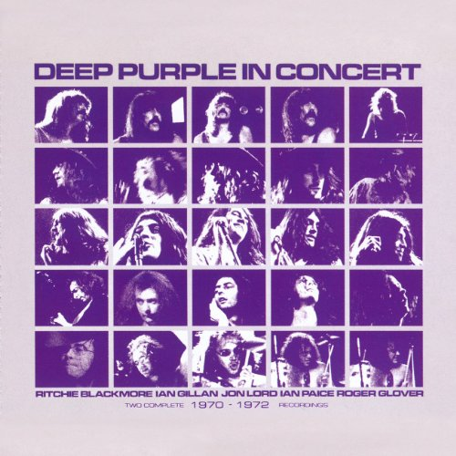 Deep Purple - In Concert 1970 1972 - Zortam Music