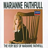 album art to The Very Best of Marianne Faithfull