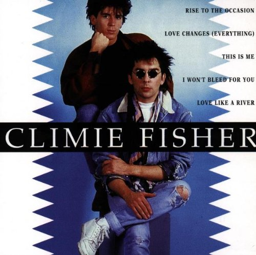 Climie Fisher - Rise To The Occasion Lyrics - Lyrics2You