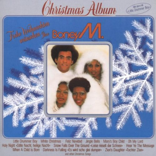 Boney M - The Christmas Album - Zortam Music
