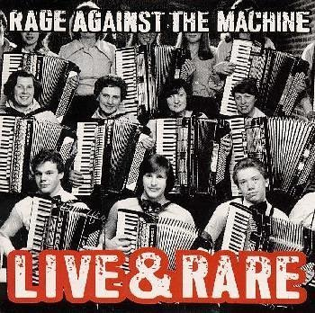 Rage Against The Machine - Live & Rare - Zortam Music