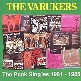 album art to The Punk Singles 1981-1985
