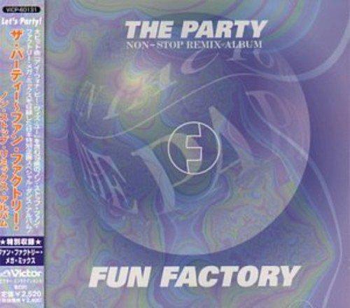 FUN FACTORY - Party Non-Stop Remix Album - Zortam Music