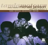 album art to Early Classics: Michael Jackson with the Jackson 5