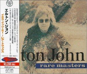 Elton John - Rare Masters - Zortam Music