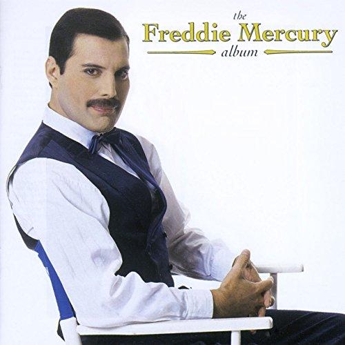 Freddie Mercury - The Freddie Mercury Album - Zortam Music
