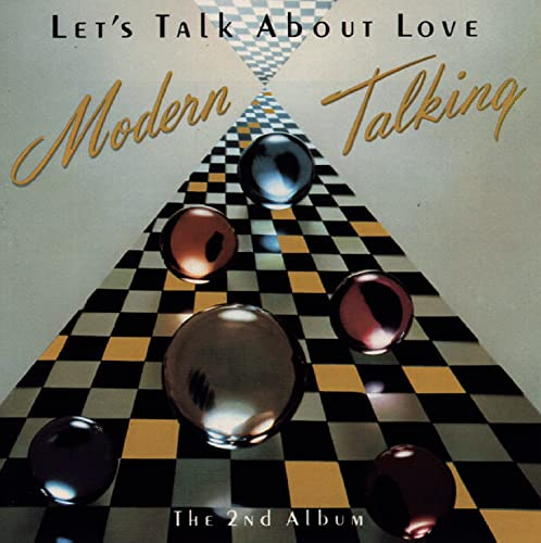 Modern Talking - The 2nd Album - Let