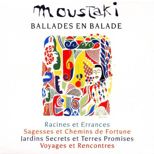 Georges Moustaki - Tout Moustaki Ou Presque... (Disc 4: Les Eaux De Mars) - Zortam Music