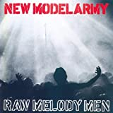 album art to Raw Melody Men