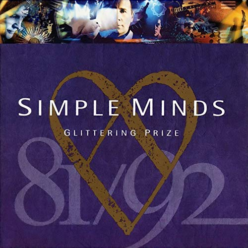 Simple Minds - 1981-1982 Best Of Glittering - Zortam Music