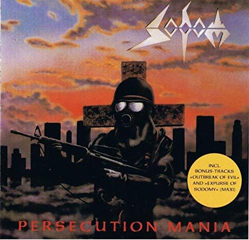 Sodom - Persecution Mania - Zortam Music