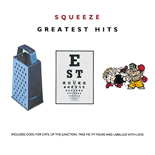 Squeeze - Modern Rock-Lost Hits Of The Early