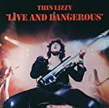 album art to Live and Dangerous
