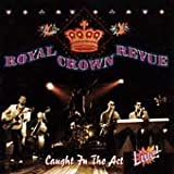 album art by Royal Crown Revue