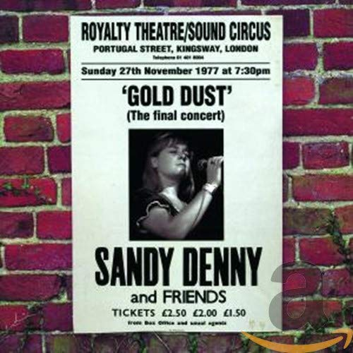 'Gold Dust': Live at the Royalty