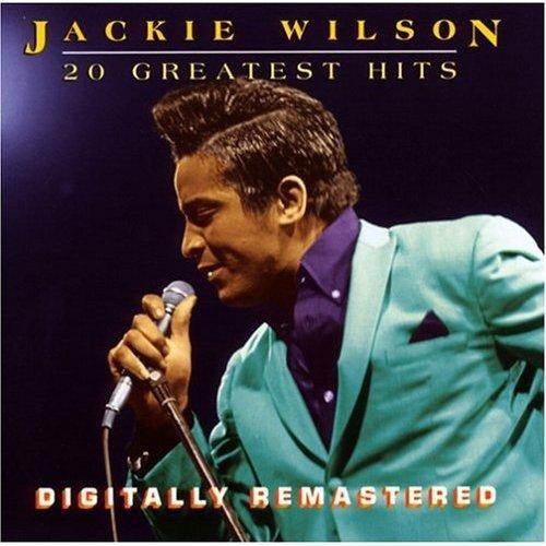 Jackie Wilson - Jackie Wilson - 20 Greatest Hits - Zortam Music