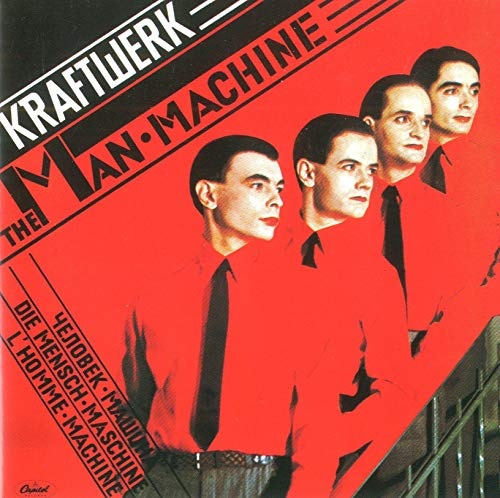 Kraftwerk - The Man-Machine - Zortam Music