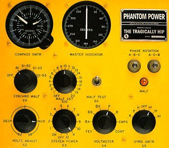 The Tragically Hip - Phantom Power - Zortam Music