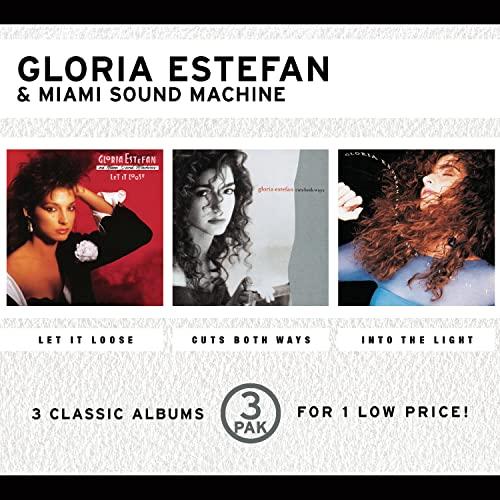 Gloria Estefan - Let It Loose/Cuts Both Ways/Into the Light - Zortam Music