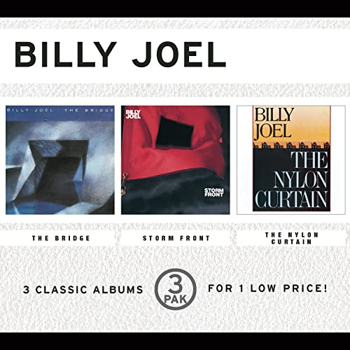 Billy Joel - Bridge/Storm Front/Nylon Curtain - Zortam Music