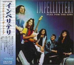 Impellitteri - Fuel For The Fire - Zortam Music
