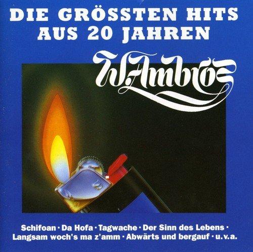 Wolfgang Ambros - Die Grössten Hits Aus 20 Jahren - Zortam Music